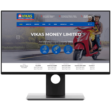 Vikas Money Limited